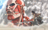 Attack On Titan Eren 4 Desktop Background