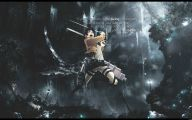 Shingeki No Kyojin Eren Jaeger 14 Background Wallpaper