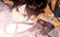 Shingeki No Kyojin Eren Jaeger 3 Free Hd Wallpaper