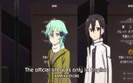 Sword Art Online Season 3 Episode 1 5 Anime Background