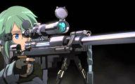Gun Gale Online Episode 1 English Dub 34 Desktop Background