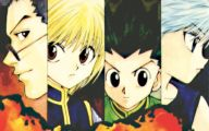 Hunter X Hunter The Movie 29 Background Wallpaper