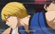 Kuroko's Basketball English Dub 2 Anime Background