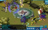 Online Rpg Digimon Game 12 Desktop Wallpaper