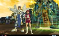 Online Rpg Digimon Game 21 Anime Background