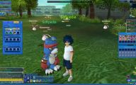 Online Rpg Digimon Game 36 Anime Wallpaper