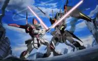 Watch Mobile Suit Gundam 1 Widescreen Wallpaper
