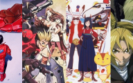 Anime Movies Line Up 16 Wide Wallpaper