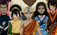 Avatar: The Last Airbender Series 10 Widescreen Wallpaper