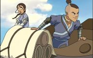Avatar: The Last Airbender Series 20 Anime Background