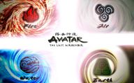 Avatar: The Last Airbender Series 27 Anime Background