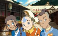 Avatar: The Last Airbender Series 8 Background Wallpaper