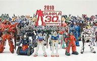 Bandai Gundam 21 High Resolution Wallpaper