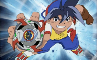 Beyblade Adventure 28 Desktop Wallpaper