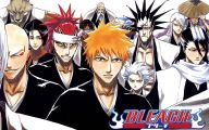 Bleach Anime Series 8 Wide Wallpaper