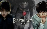 Death Note Anime Series 1 Free Wallpaper