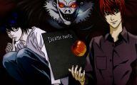 Death Note Anime Series 10 Widescreen Wallpaper