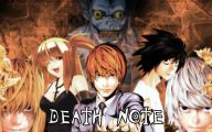 Death Note Anime Series 12 Anime Background