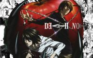 Death Note Anime Series 21 Wide Wallpaper