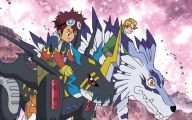 Digimon Anime Tv Series 2 Anime Background