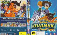 Digimon Dvd 11 Cool Wallpaper