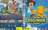 Digimon Dvd 16 Desktop Wallpaper