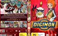 Digimon Dvd 2 Wide Wallpaper