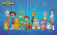 Digimon Dvd 28 Desktop Background