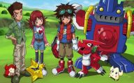 Digimon Episode 10 Free Wallpaper