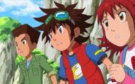 Digimon Episode 11 High Resolution Wallpaper