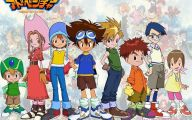Digimon Episode 35 Background Wallpaper
