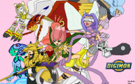 Digimon Photo 13 High Resolution Wallpaper