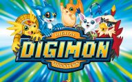 Digimon Photo 5 Wide Wallpaper