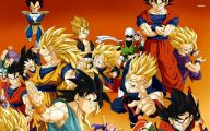 Dragon Ball Z Anime Series 20 Desktop Background