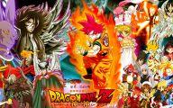 Dragon Ball Z Anime Series 21 Desktop Wallpaper