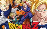 Dragon Ball Z Anime Series 23 Free Hd Wallpaper