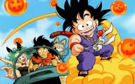 Dragon Ball Z Anime Series 25 Free Wallpaper