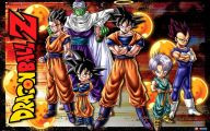 Dragon Ball Z Anime Series 26 Desktop Background