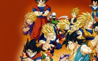Dragon Ball Z Anime Series 27 Desktop Wallpaper