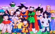 Dragon Ball Z Anime Series 30 Hd Wallpaper