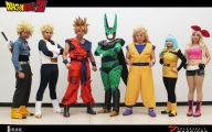 Dragon Ball Z Costumes 18 Free Wallpaper