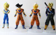 Dragon Ball Z Figures 11 Background Wallpaper