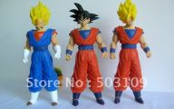Dragon Ball Z Figures 15 High Resolution Wallpaper