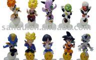 Dragon Ball Z Figures 18 Background Wallpaper