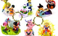 Dragon Ball Z Figures 19 Background Wallpaper