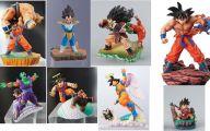 Dragon Ball Z Figures 20 High Resolution Wallpaper