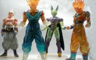 Dragon Ball Z Figures 6 Anime Background