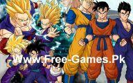 Dragon Ball Z Games 14 Wide Wallpaper