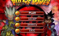 Dragon Ball Z Games 17 Desktop Background