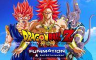 Dragon Ball Z Games 4 Background Wallpaper